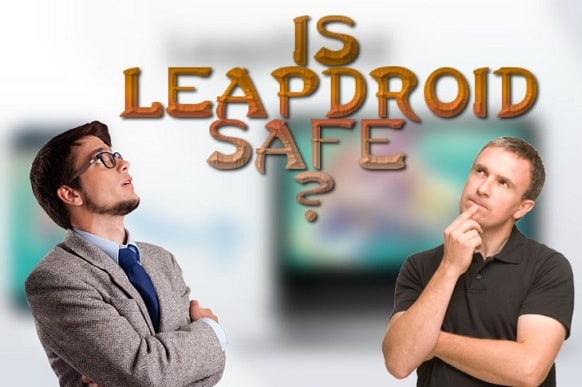 Is LeapDroid safe